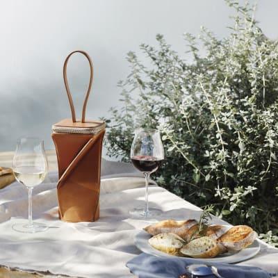 土屋鞄製造所 ワイン バッグ