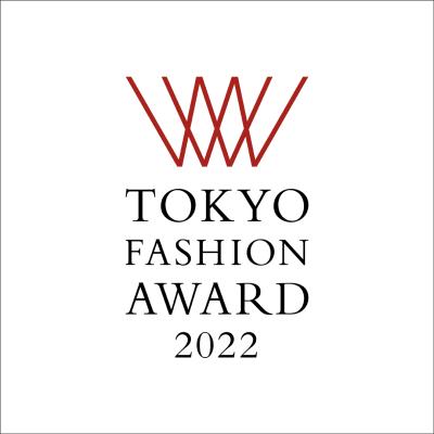 「TOKYO FASHION AWARD 2022」のロゴ