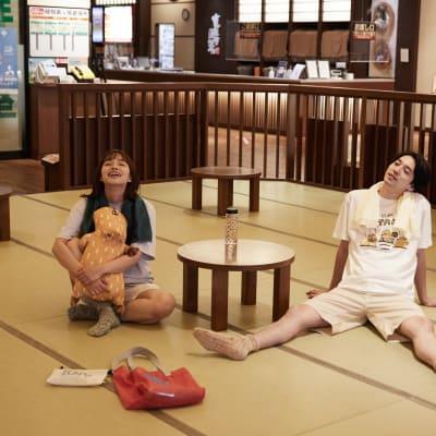 ビームス 竜泉寺の湯  銭湯