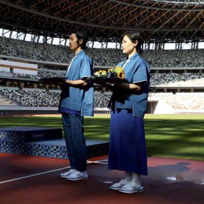 東京 2020 表彰式