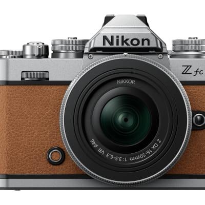 ニコン ミラーレスカメラ