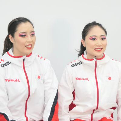 コーセー アーティスティックスイミング 東京オリンピック