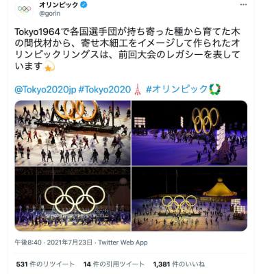 東京オリンピック 真矢ミキ