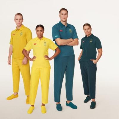 ユニクロ 東京オリンピック スウェーデン