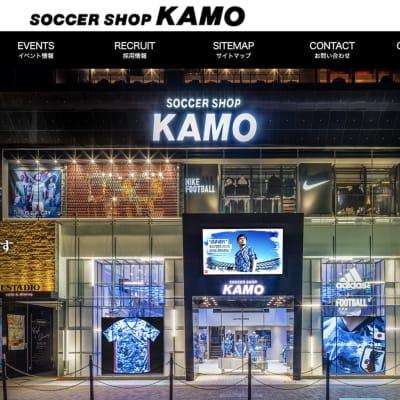 サッカー KAMO 閉店 新宿