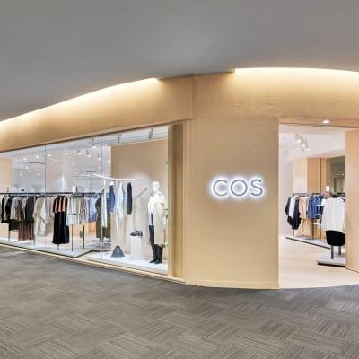 COS コス ダイバーシティ東京 新店舗